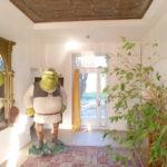 Hall avec Shrek